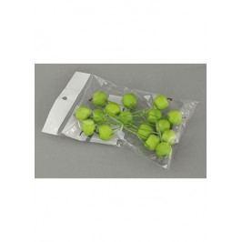 Autronic Sada jablíček s drátkem - zelená. Cena za 1 polybag