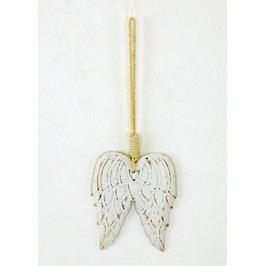 Křídla dřevěná dekorační, závěsná