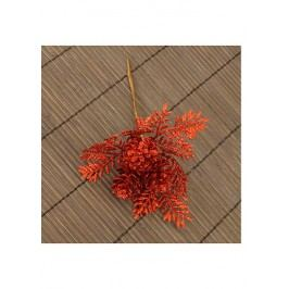 Větvička umělá červená