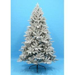 Stromek vánoční, umělý, bílý