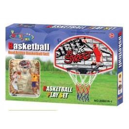 G21 Hračka G21 Stěna s košem na basketbal
