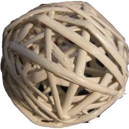 proutěná koule 8 cm