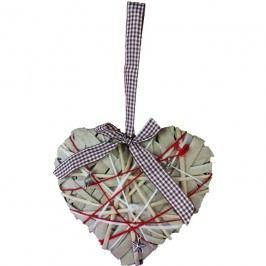 srdce 20cm šedé381815-21