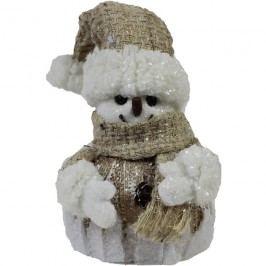 dekorační sněhulák, X0058