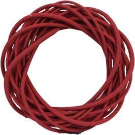 věnec červený 20 cm, P0005-08