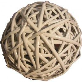 proutěná koule 15 cm