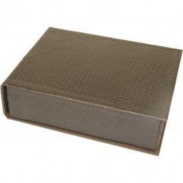 krabička s dělením 25x34x10cm