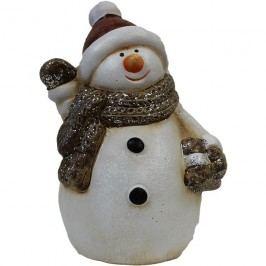 sněhulák, keramika, X0125