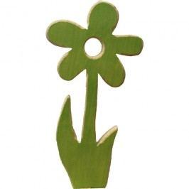 kytka dřevo zelená