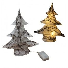 stromeček s LED osvětlením malý, X0079