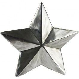 Hvězda porcelán velká X0274