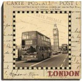 obraz 25x25 - Londýn1, 355057