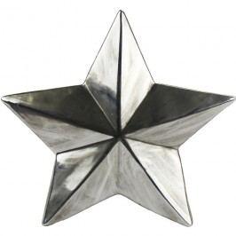 Hvězda porcelán malá X0273