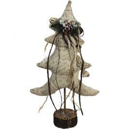 vánoční stromeček hnědý, X0048