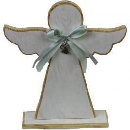 dřevěný anděl velký, D0057