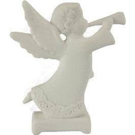 Anděl porcelán X0267