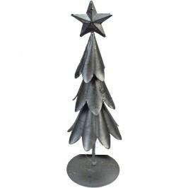 dekorační kovový stromeček, K0051