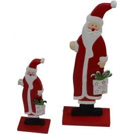 dekorační Santa sada 2ks, D0046