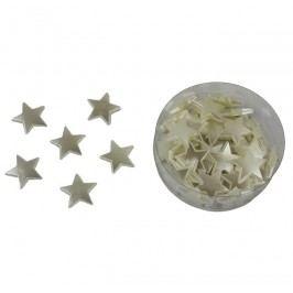 Dekorační hvězdičky 36 ks X0289