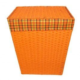 koš prádelní oranžový 381497/MO malý