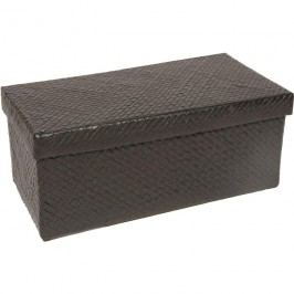 krabička s víkem 18x35x14cm