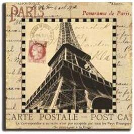 obraz 25x25 - Eiffelovka3, 355056