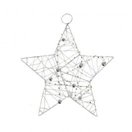 Dekorační hvězda malá K0760/1
