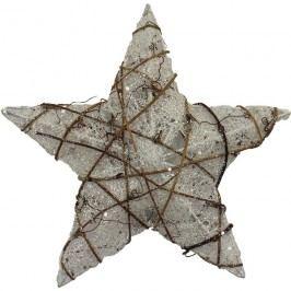 Hvězda 3D 25 cm X0242