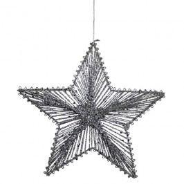 Hvězda z provázků 15 cm X0251