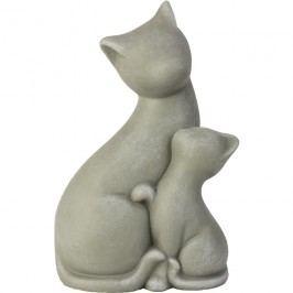 Dekorace kočka X0327