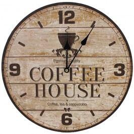 Hodiny pr.34 cm - COFFEE HOUSE
