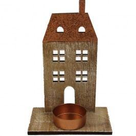Domek na čajovou svíčku D0344