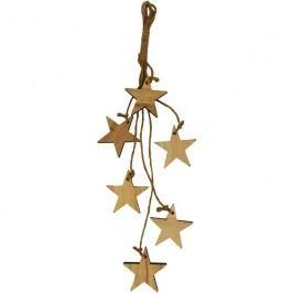 Hvězdičky k zavěšení