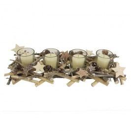 Svícen na 4 svíčky P0458