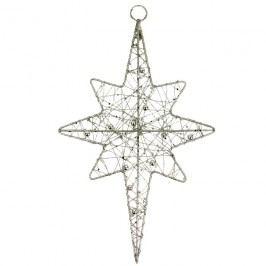 Dekorační hvězda K0761