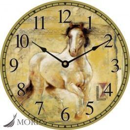hodiny pr. 30 cm - KUŇ,  355016