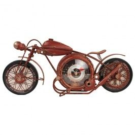 Hodiny - motocykl