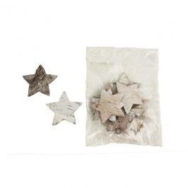 Dekorační hvězdičky, 12ks P0666