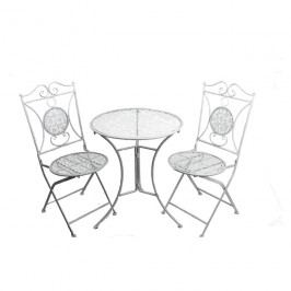 Stolek + 2 židle, sada 3ks