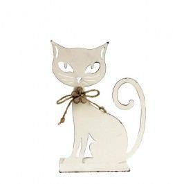 Kočka kovová malá K0897/1