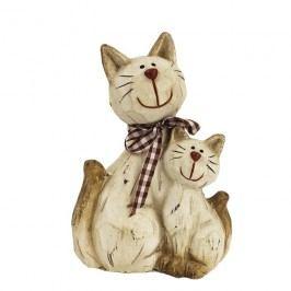 Dekorace kočka X1343