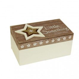 Dřevěná krabička D1330