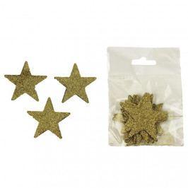 Hvězdy zlaté, 8 ks
