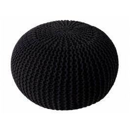 Calvasto Puf Cly 50cm černá