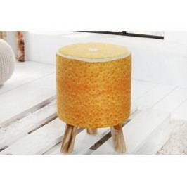 INV Stolička TROPIC 45cm oranžová