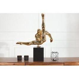 INV Dekorace OLYMPIER II 70cm zlatá