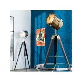 INV Stolní lampa Stativ 65 cm černá-mosaz