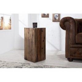INV Odkládací stolek MORONI vintage styl
