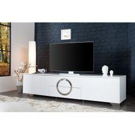 INV TV stolek IPIN 180cm bílá