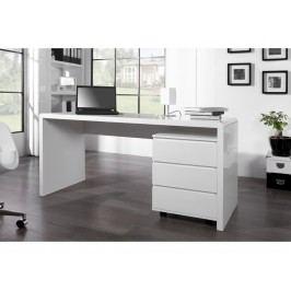 INV Psací stůl BELL 160cm bílý